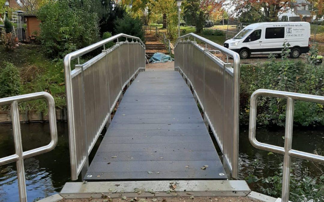 Brückengeländer – Preetz
