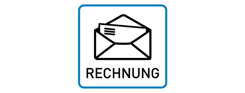 Neue Rechnungs-Mailadresse