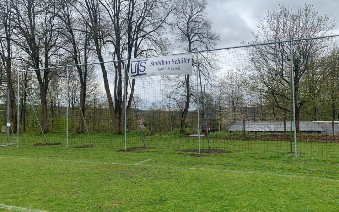 Ballfangnetz – TSV Brekendorf